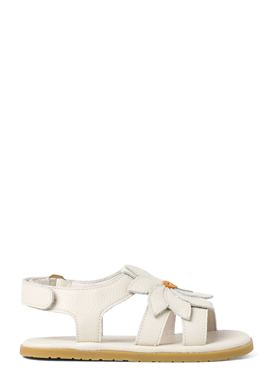 Velcro Sandal w flower image number 0