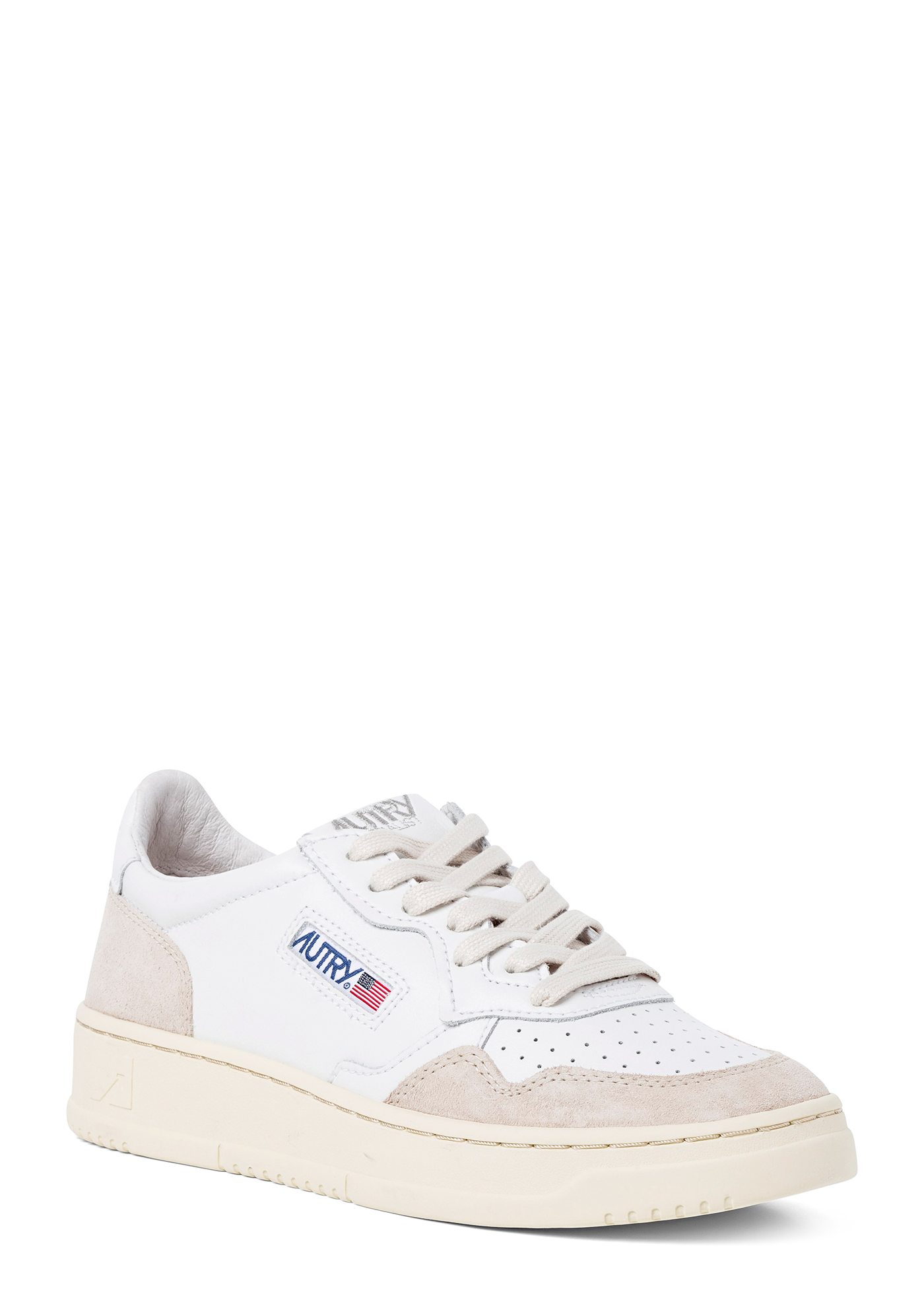 Autry 01 Low Wom Suede image number 1