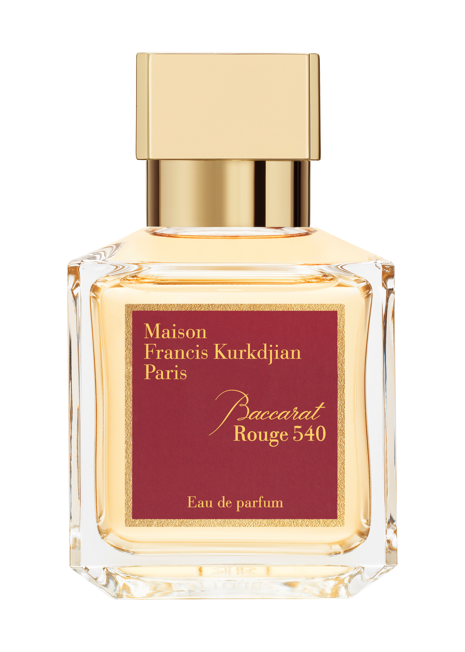Baccarat Rouge 540 EDP 70 ml image number 0