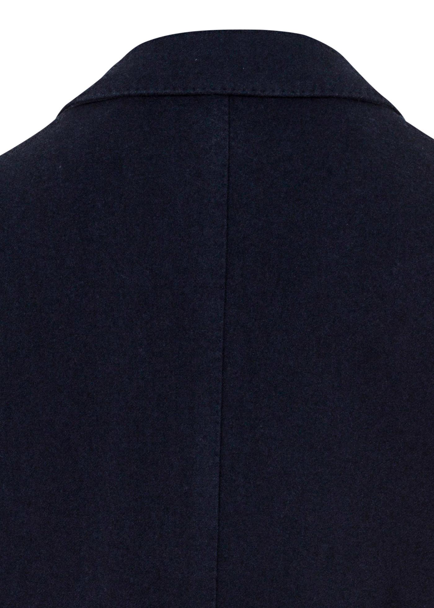 Washed Wool Coat SB image number 3