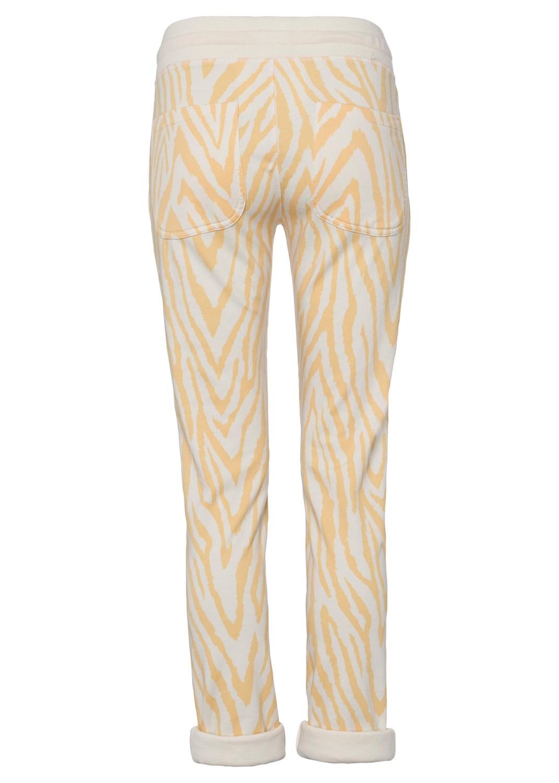 Devoré Zebra Trouser image number 1