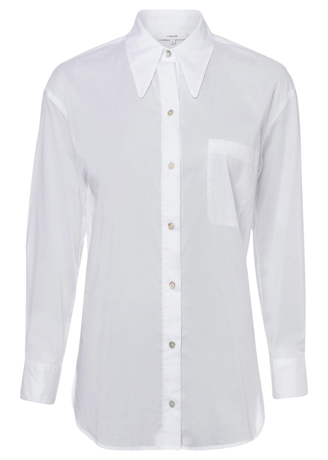 CASUAL PKT STITCH BUTTON DOWN image number 0