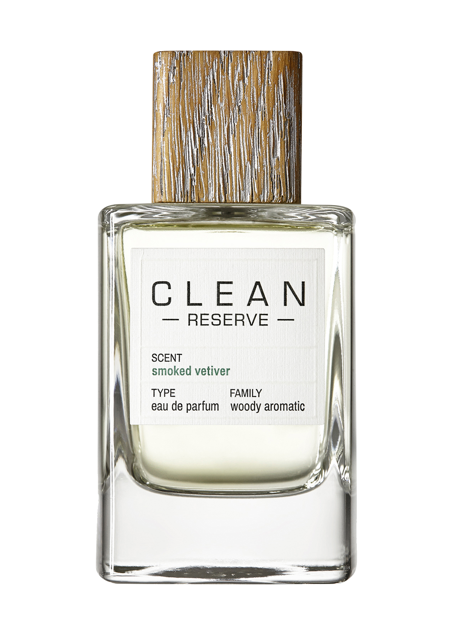 Clean, Smoked Vetiver EdP 100ml image number 0