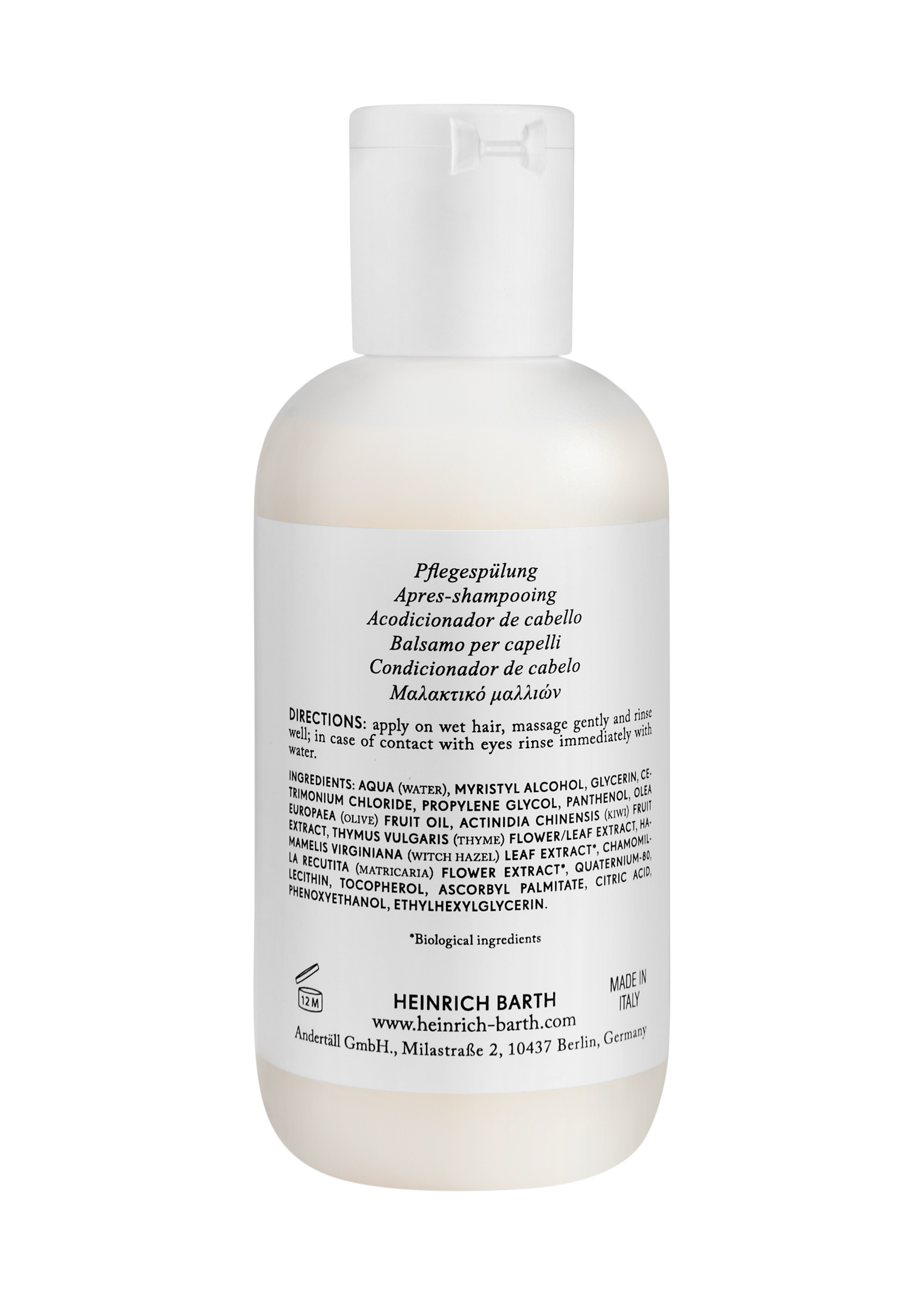 Hair Conditioner All Hair Types image number 1
