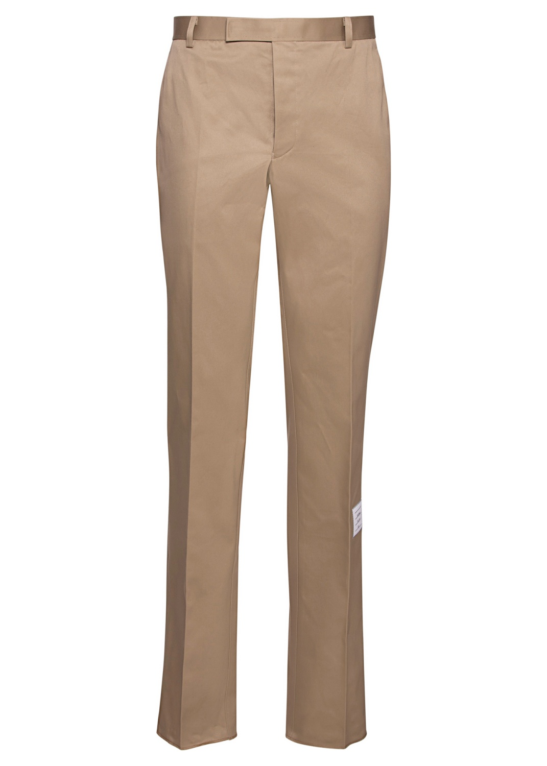UNCONSTRUCTED CHINO TROUSERS image number 0