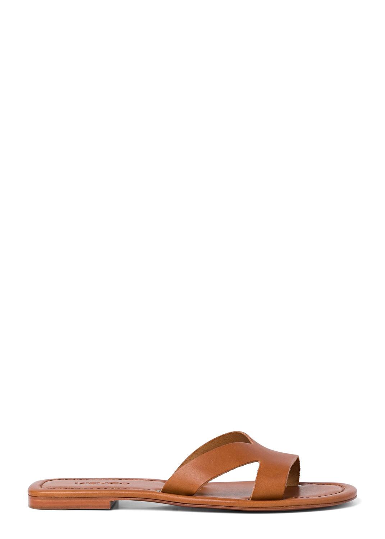Opanka Flat Slide Nappa image number 0