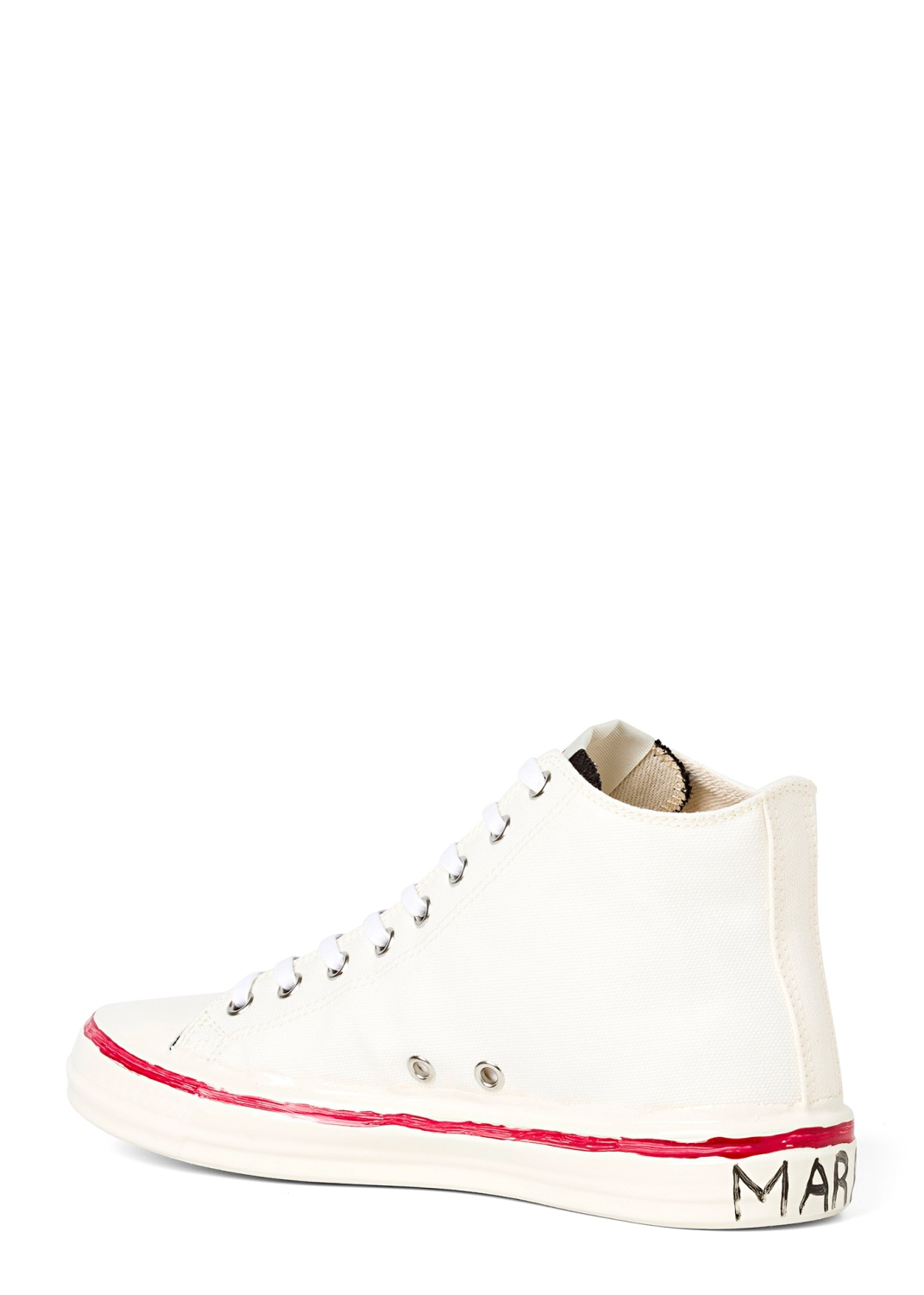 High top Sneaker Canvas image number 2