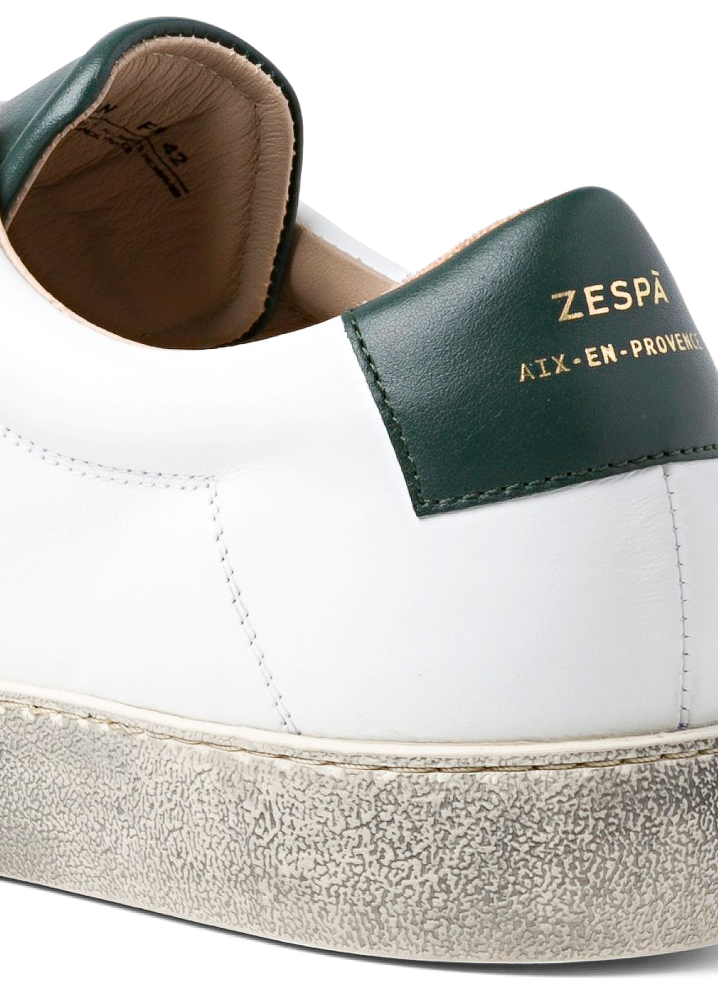 ZSPRT APLA NAPPA WHITE / image number 3