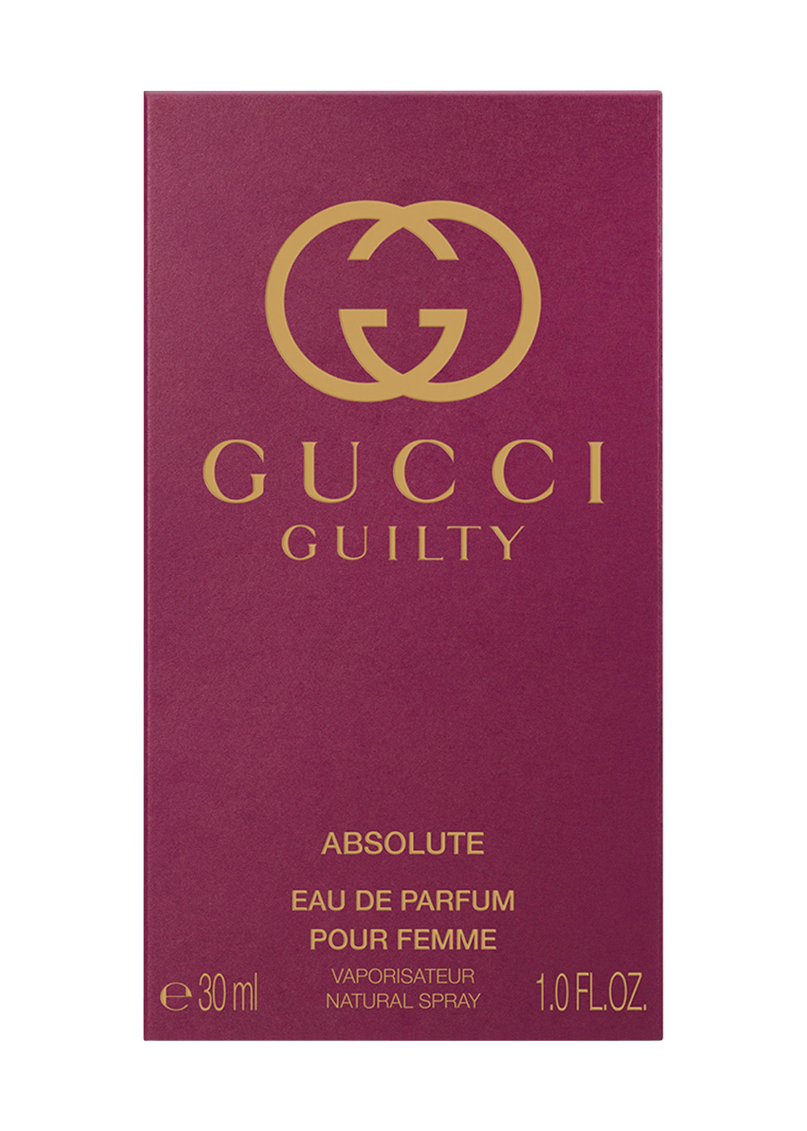GUCCI GUILTY ABSOLUTE PF 30ML image number 1
