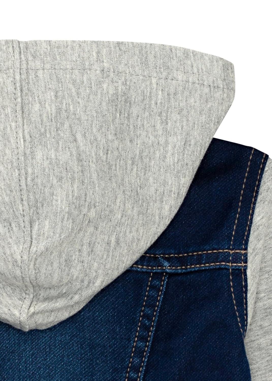Indigo Trucker Jacket image number 3