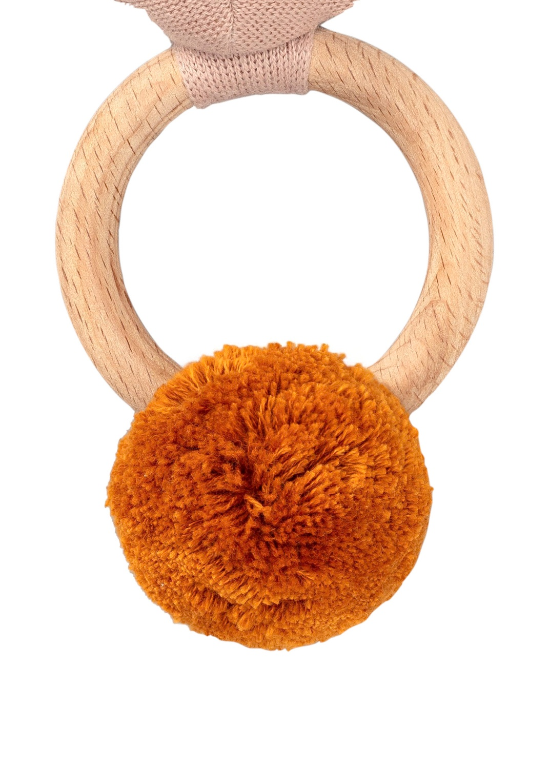 Aria Knit Rattle image number 1