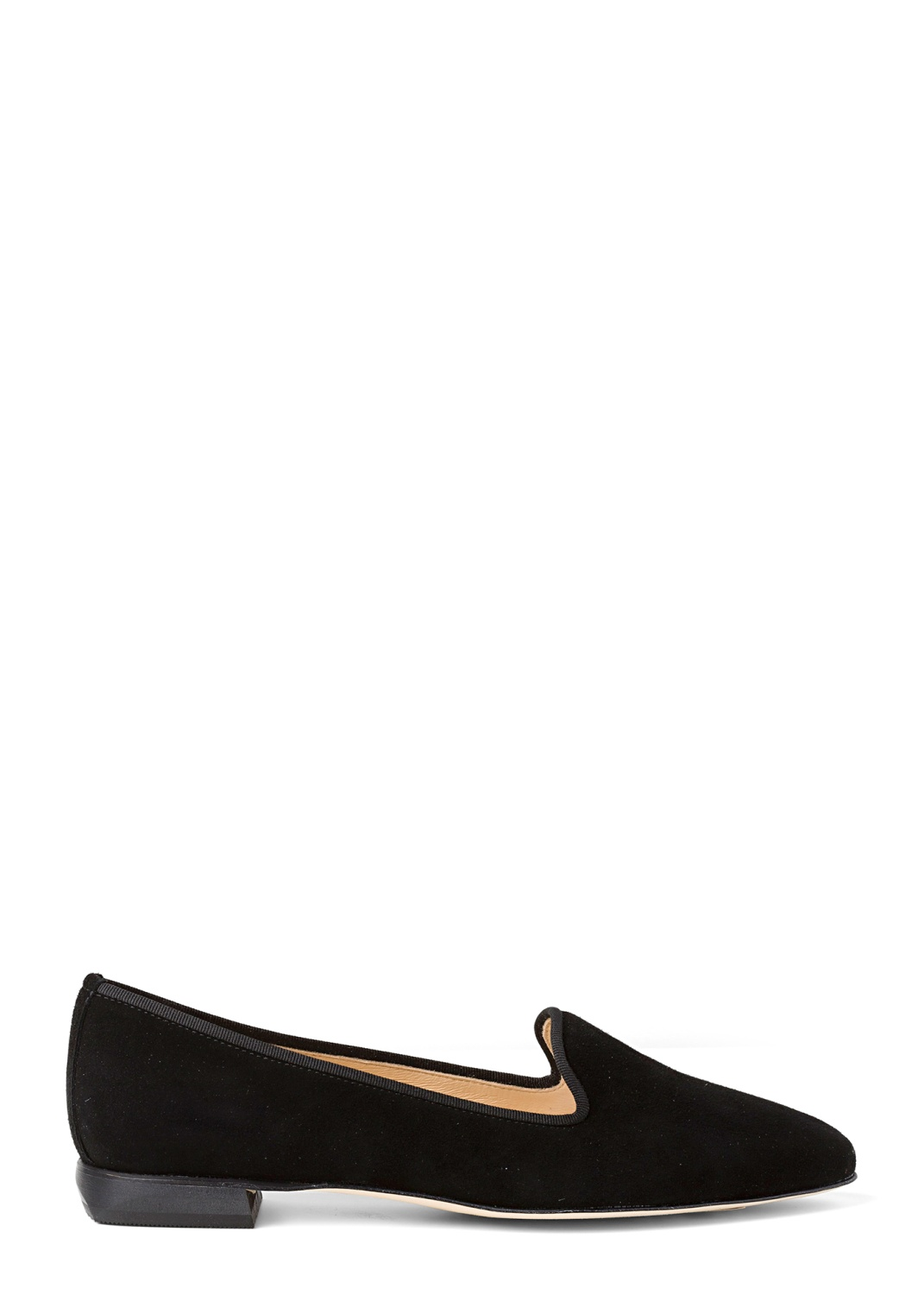 22_Pointy Loafer Suede image number 0