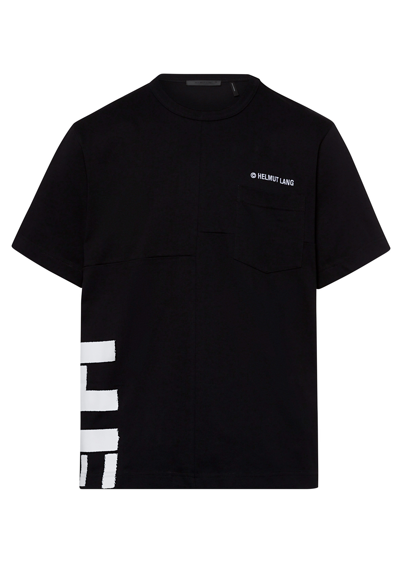 PATCHWORK SS TEE.PAT image number 0