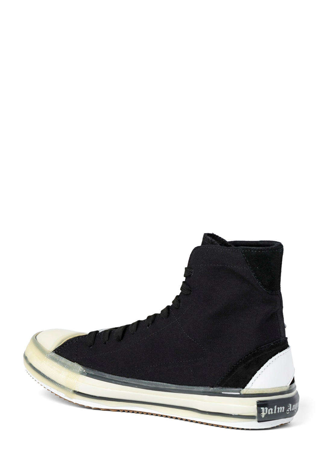 VULC PALM HIGH TOP BLACK WHITE image number 2