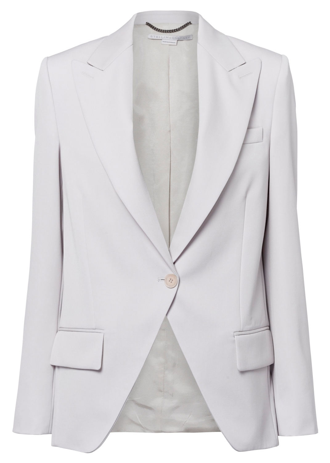 Lindsey Jacket Cm 72 Wool Twill Tailoring image number 0