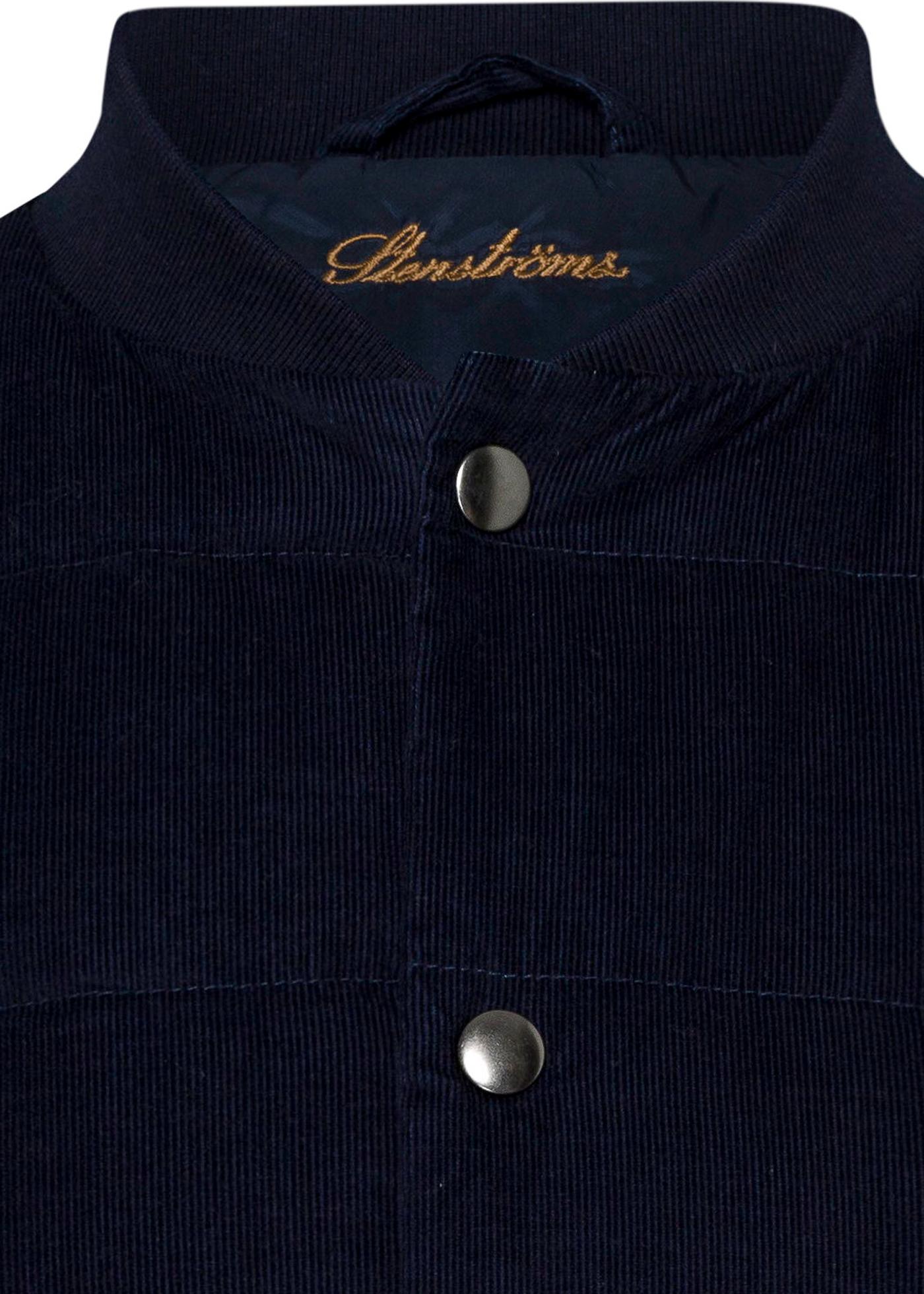 Quilt Baseb Cord Vest image number 2