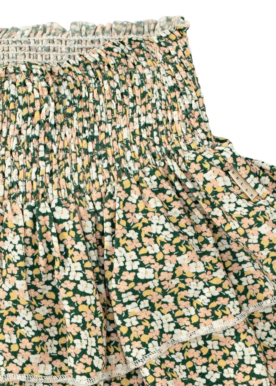 Miux Short Flower Skirt image number 2
