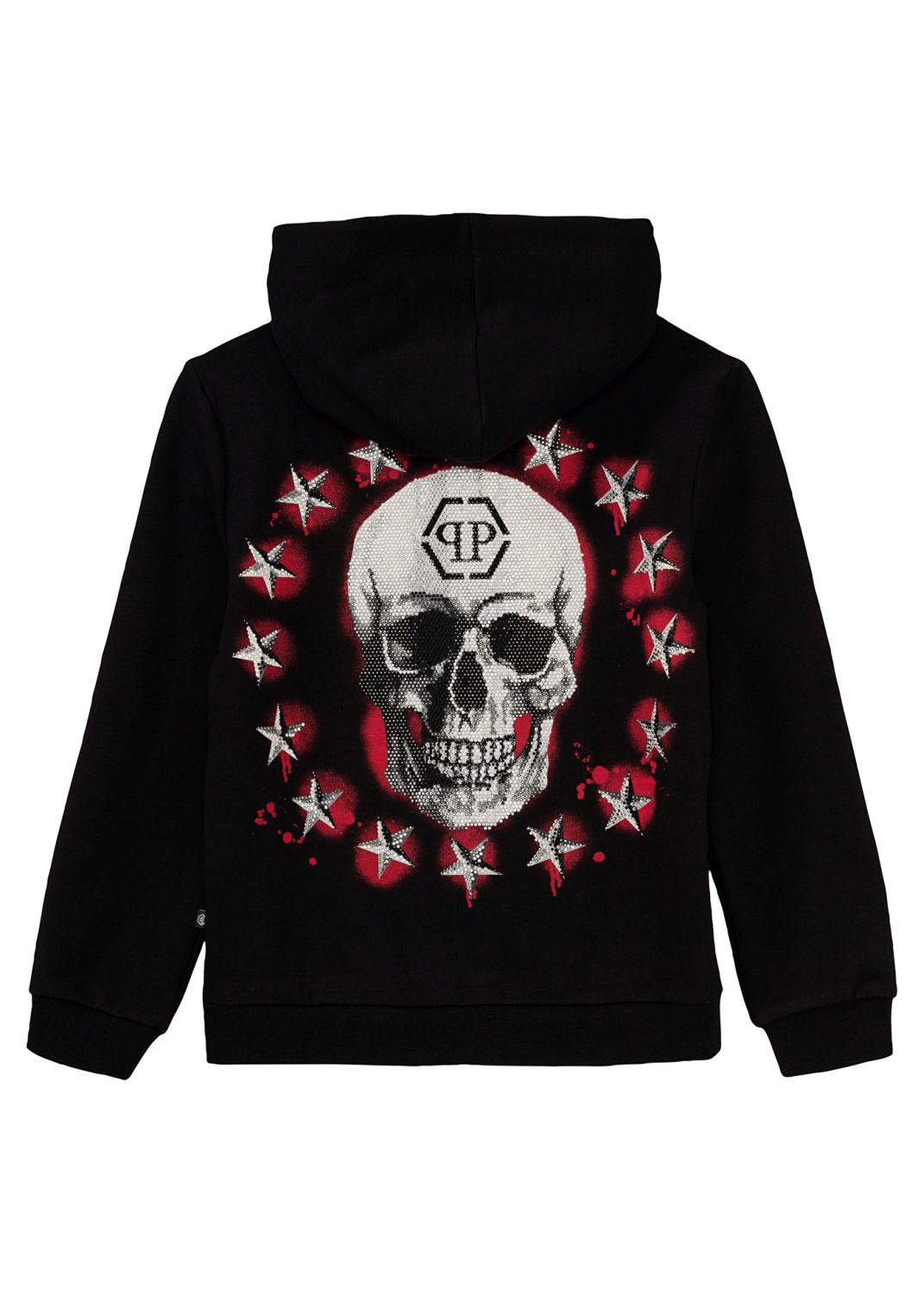 Skull Zip Jacket image number 1