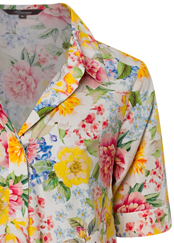 Fantastic flower collar dress image number 2