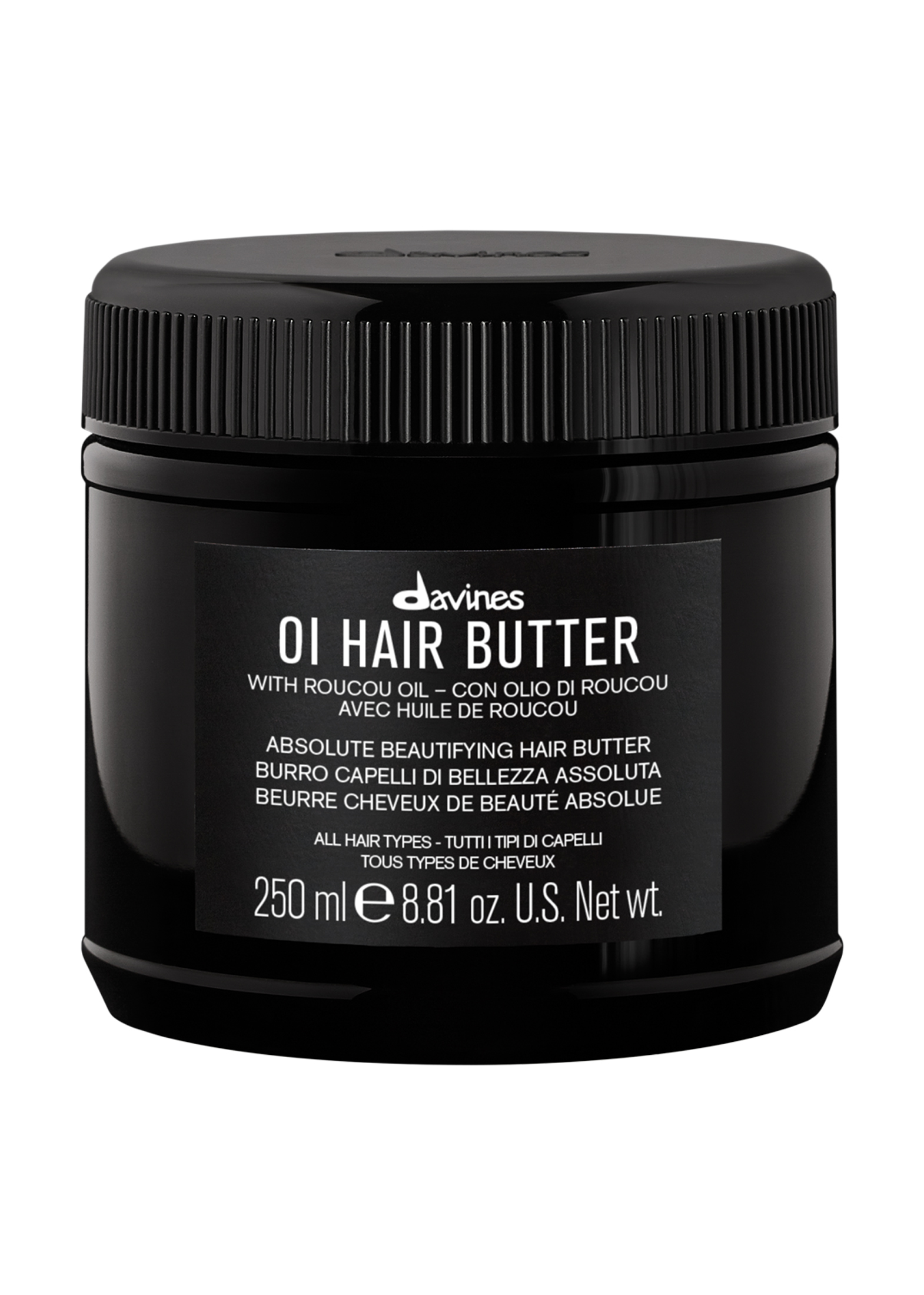 Oi Hair Butter 250 ml. image number 0