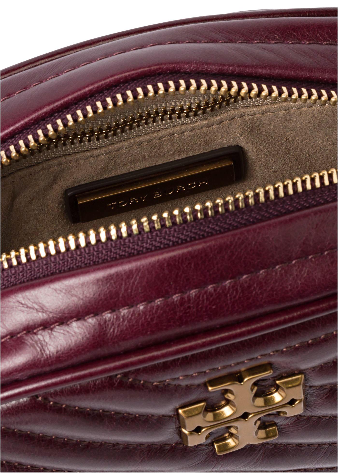 KIRA CHEVRON GLAZED SMALL CAMERA BAG image number 3