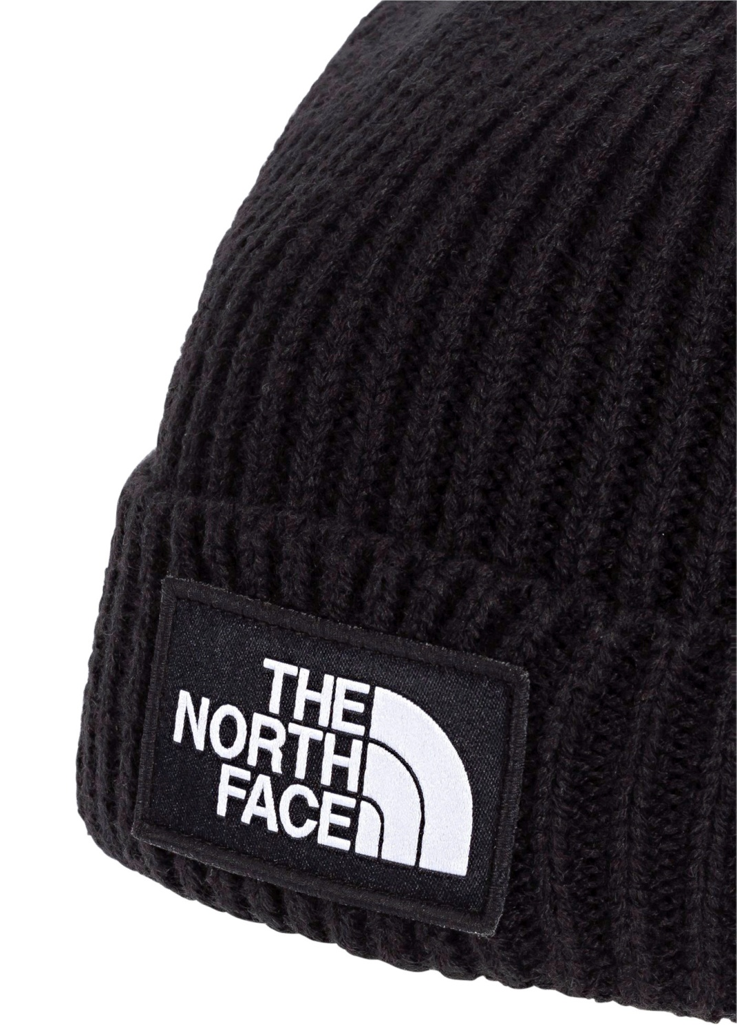 TNF LOGO BOX CUFF BEANIE image number 1