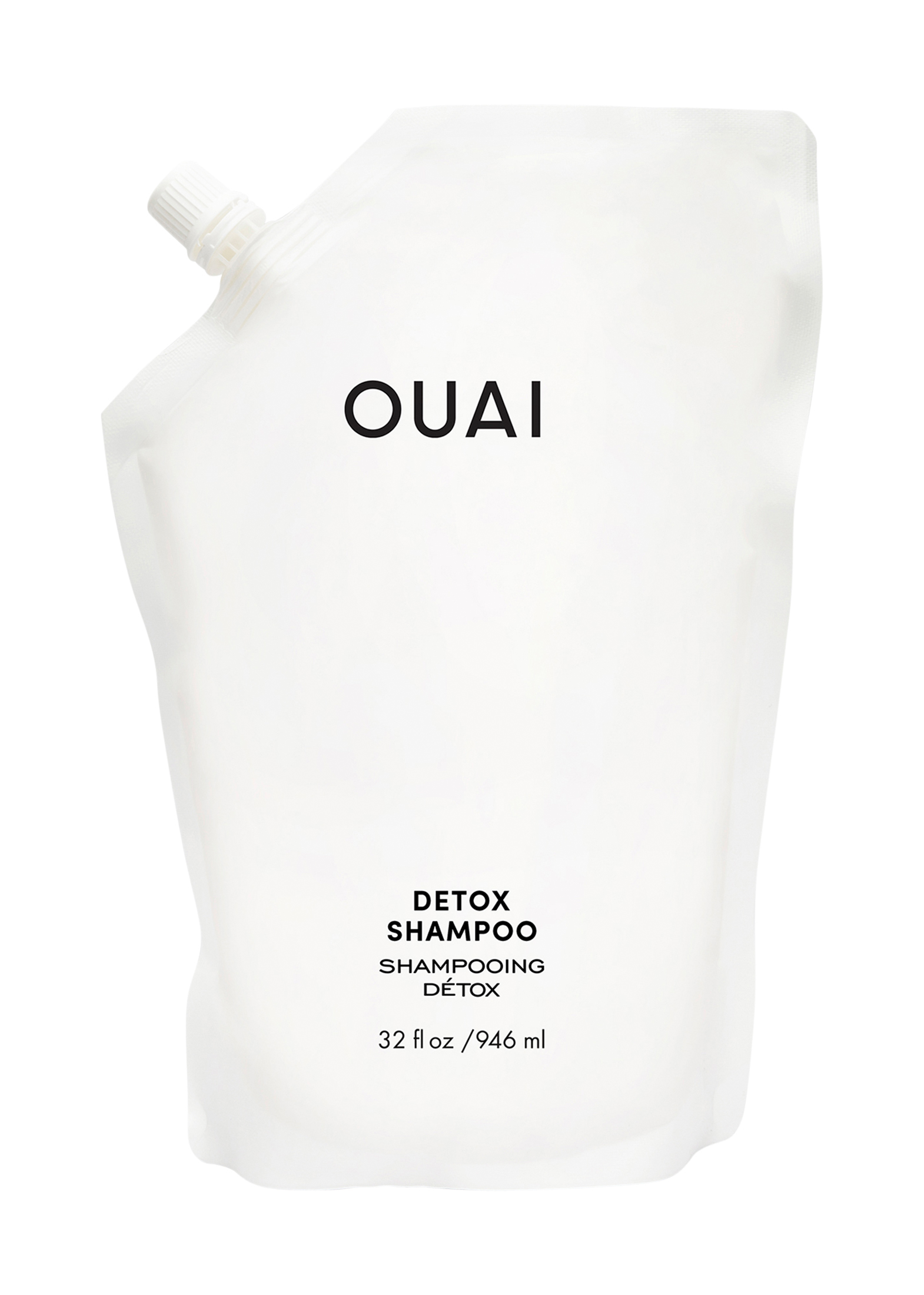 DETOX SHAMPOO - REFILL POUCH image number 0