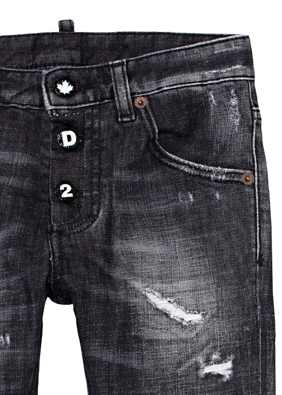 COOL GUY JEAN TROUSERS image number 2