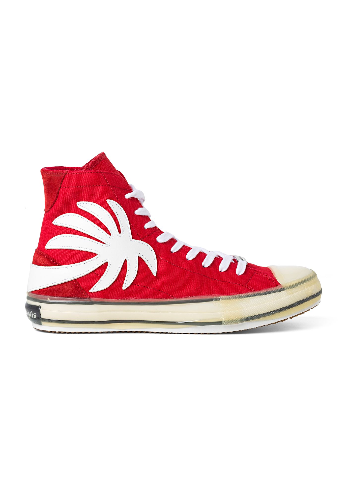 VULC PALM HIGH TOP CANVAS image number 0