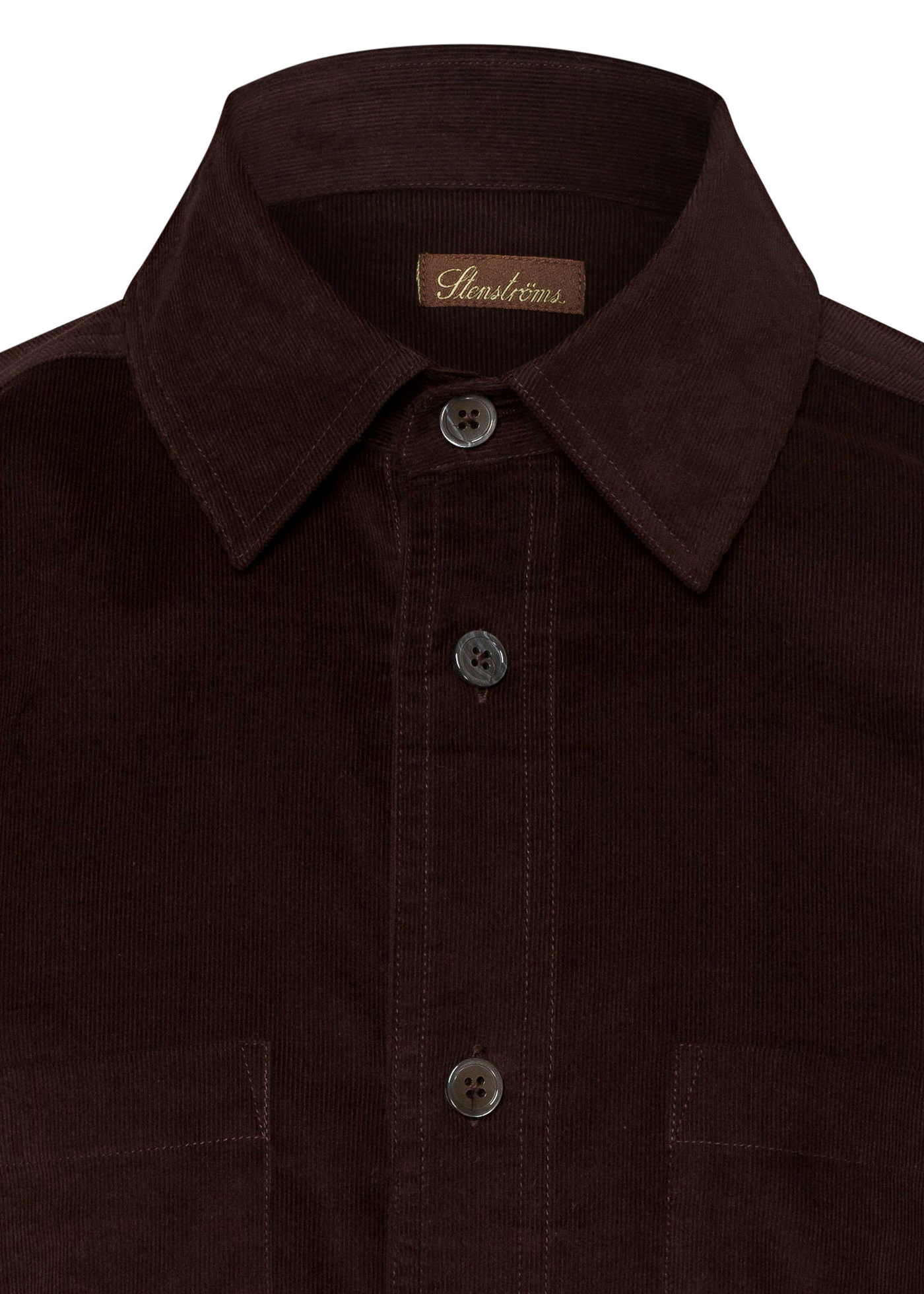 Cotton Cord Overshirt image number 2