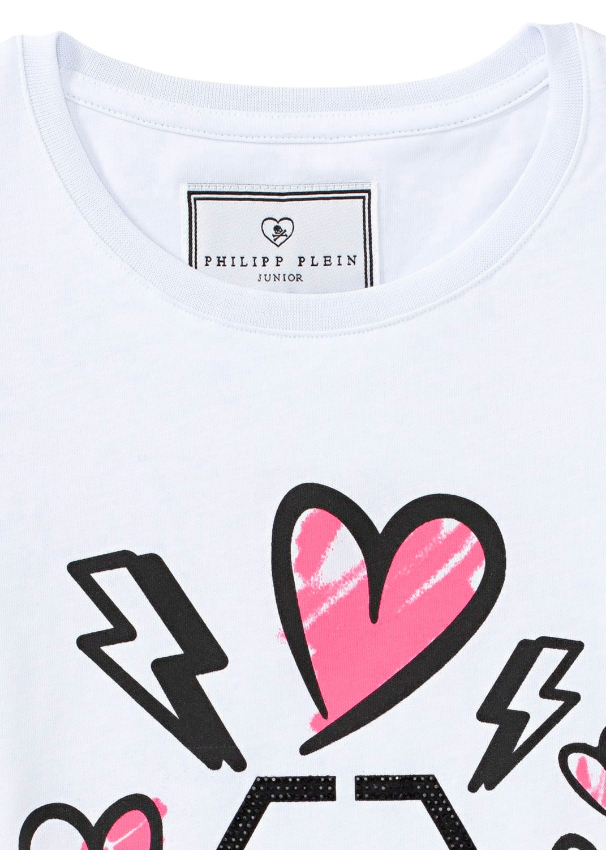 Monogram T-shirt Round Neck SS image number 2