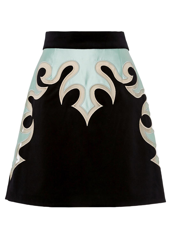 Ladybeetle Mystic Mini Skirt image number 0