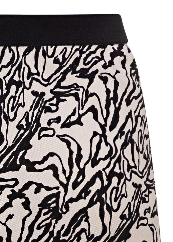 Manmade fibr skirt female image number 3