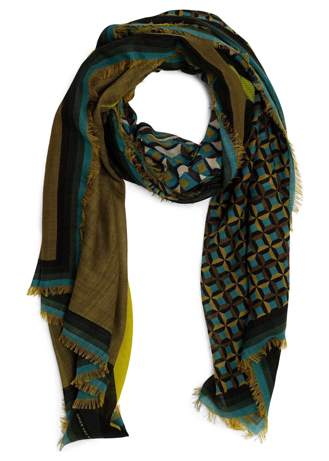 FLY 212 Q.3111 M.W.SCARF image number 0
