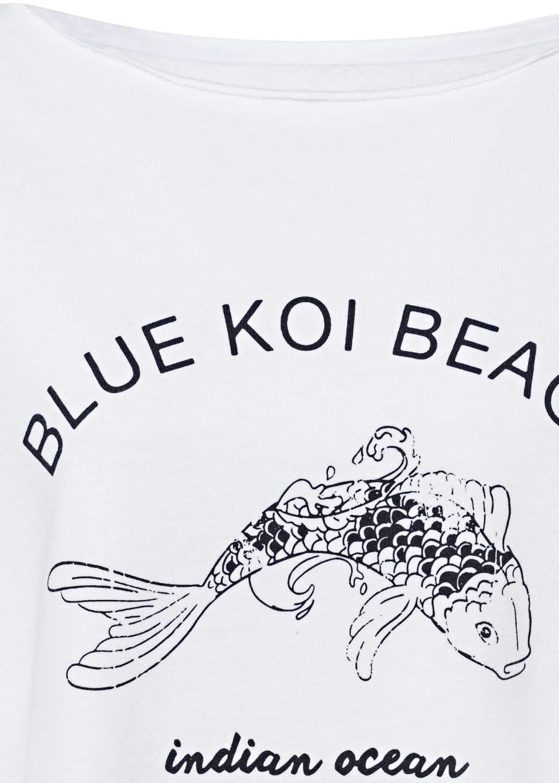"Fleece Sweater ""Blue image number 2"