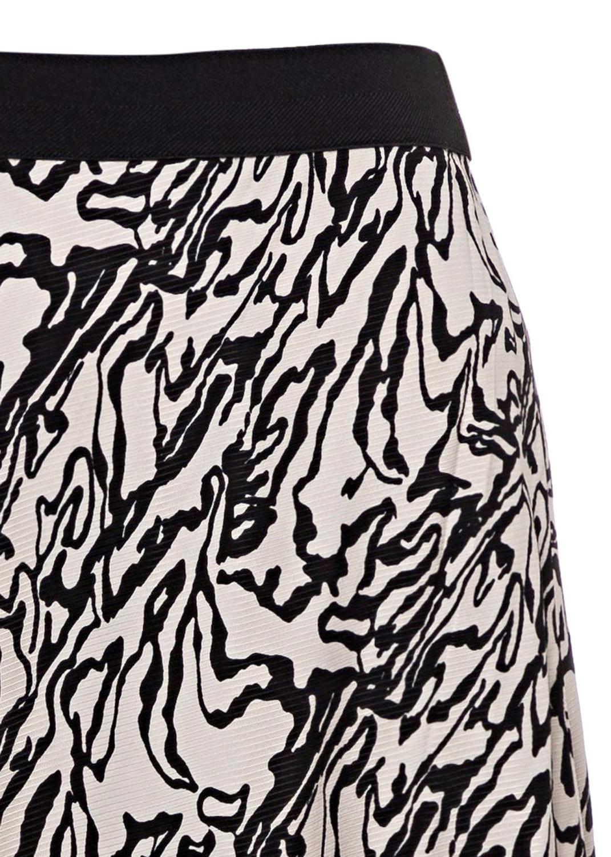 Manmade fibr skirt female image number 2