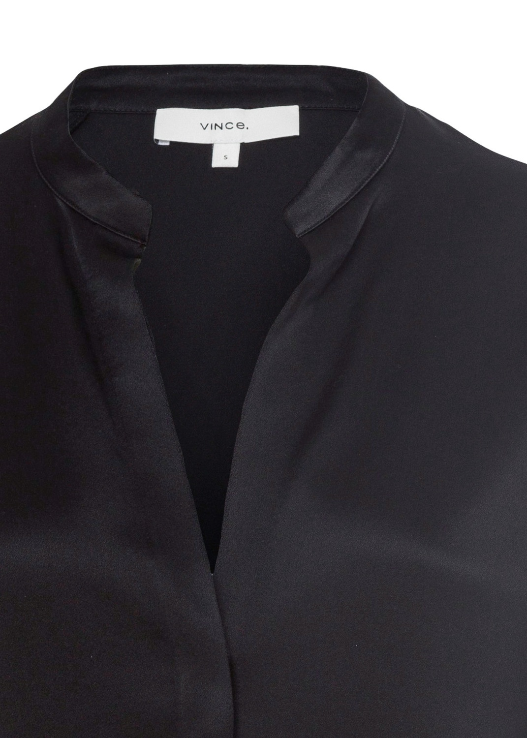BAND COLLAR BLOUSE / BAND COLLAR BLOUSE image number 2