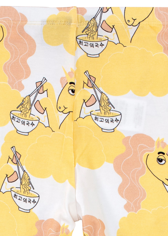Unicorn Noodles AOP Leggings image number 3