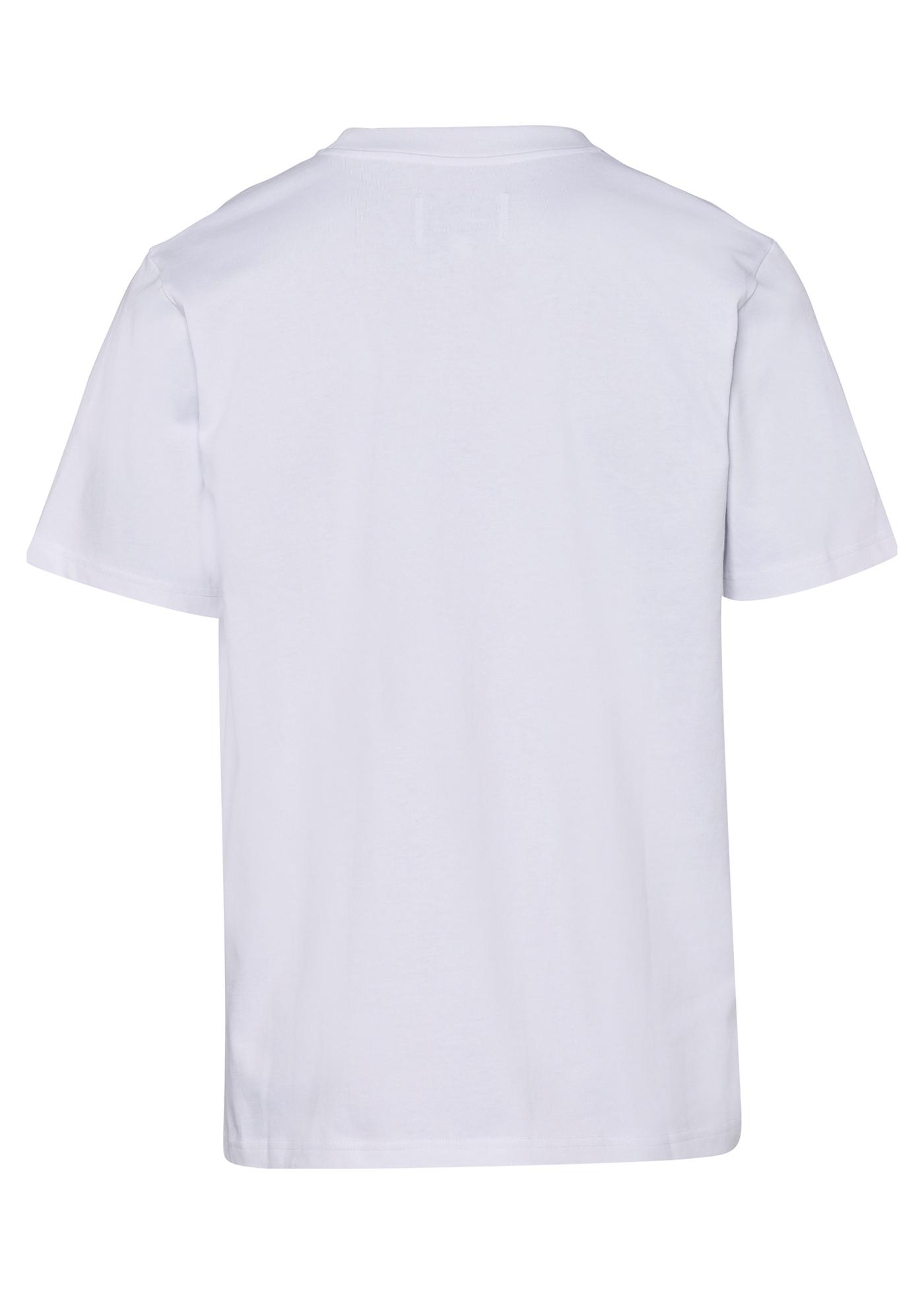 Orange Printed T-Shirt image number 1