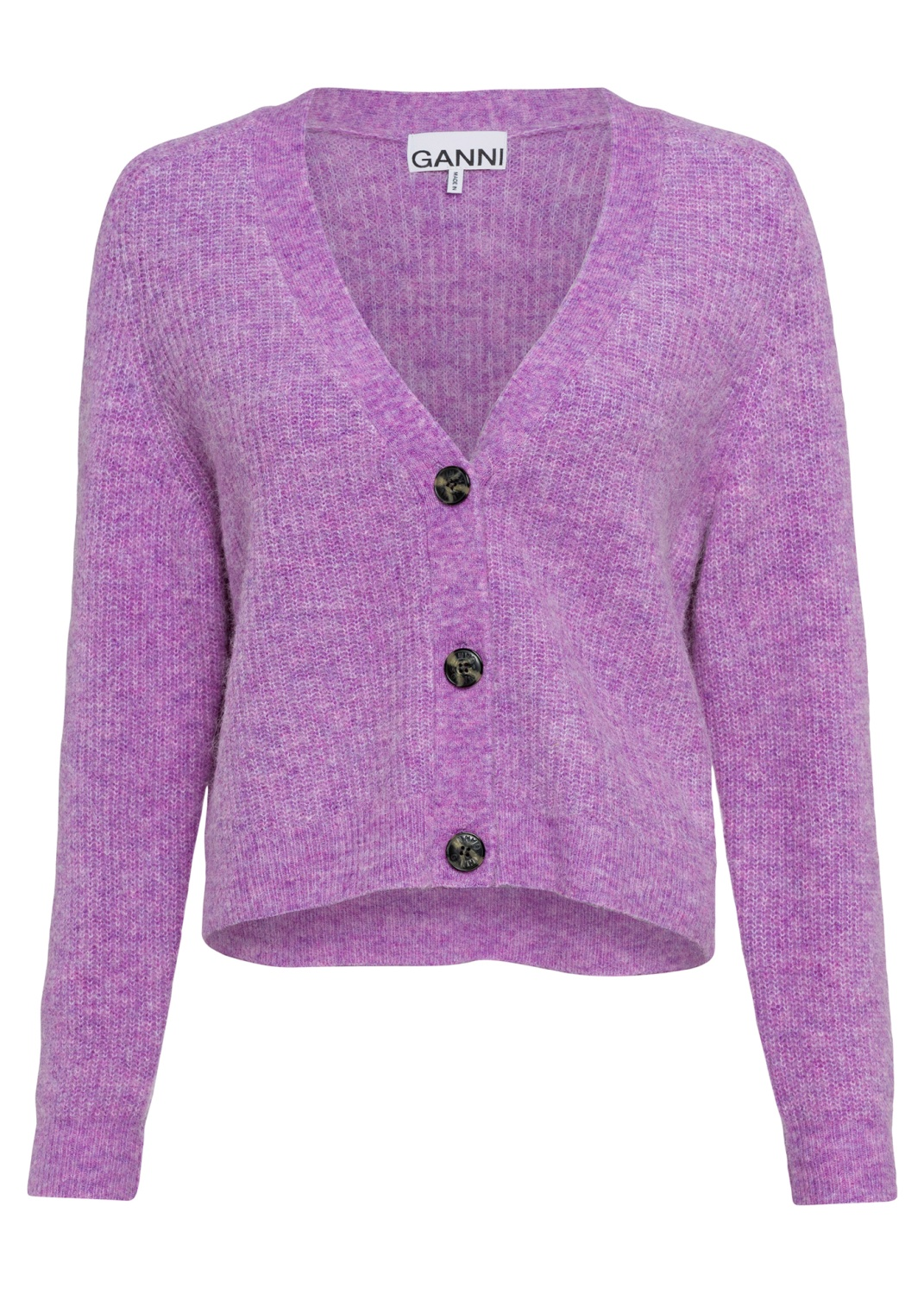 Soft Wool Knit Cardigan image number 0