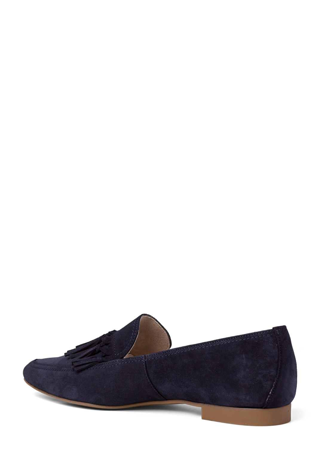 14_Pointy Loafer Tasseln Suede image number 2