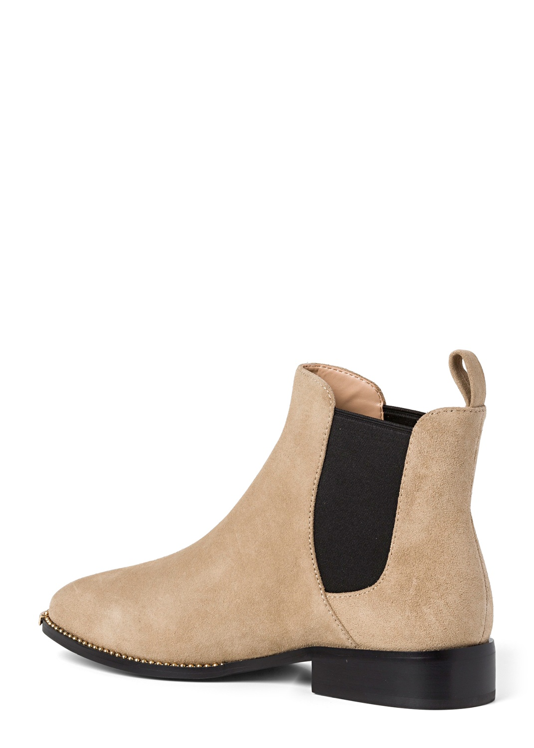4_Nichole Chelsea Suede image number 2