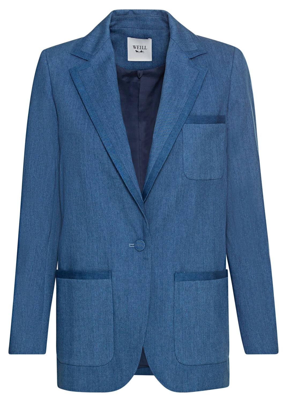 Long sleeve jacket image number 0