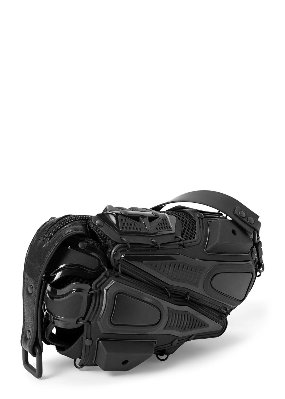 CLUTCH/CROSS BODY BAG BLACK_BLACK_PV image number 1