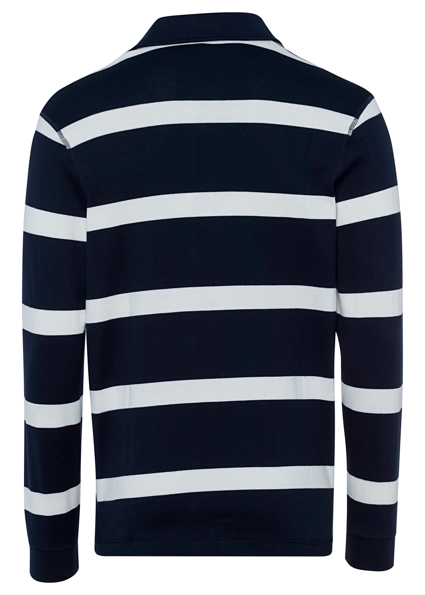 MEN'S KNITTED POLOSHIRT C.W. COTTON image number 1