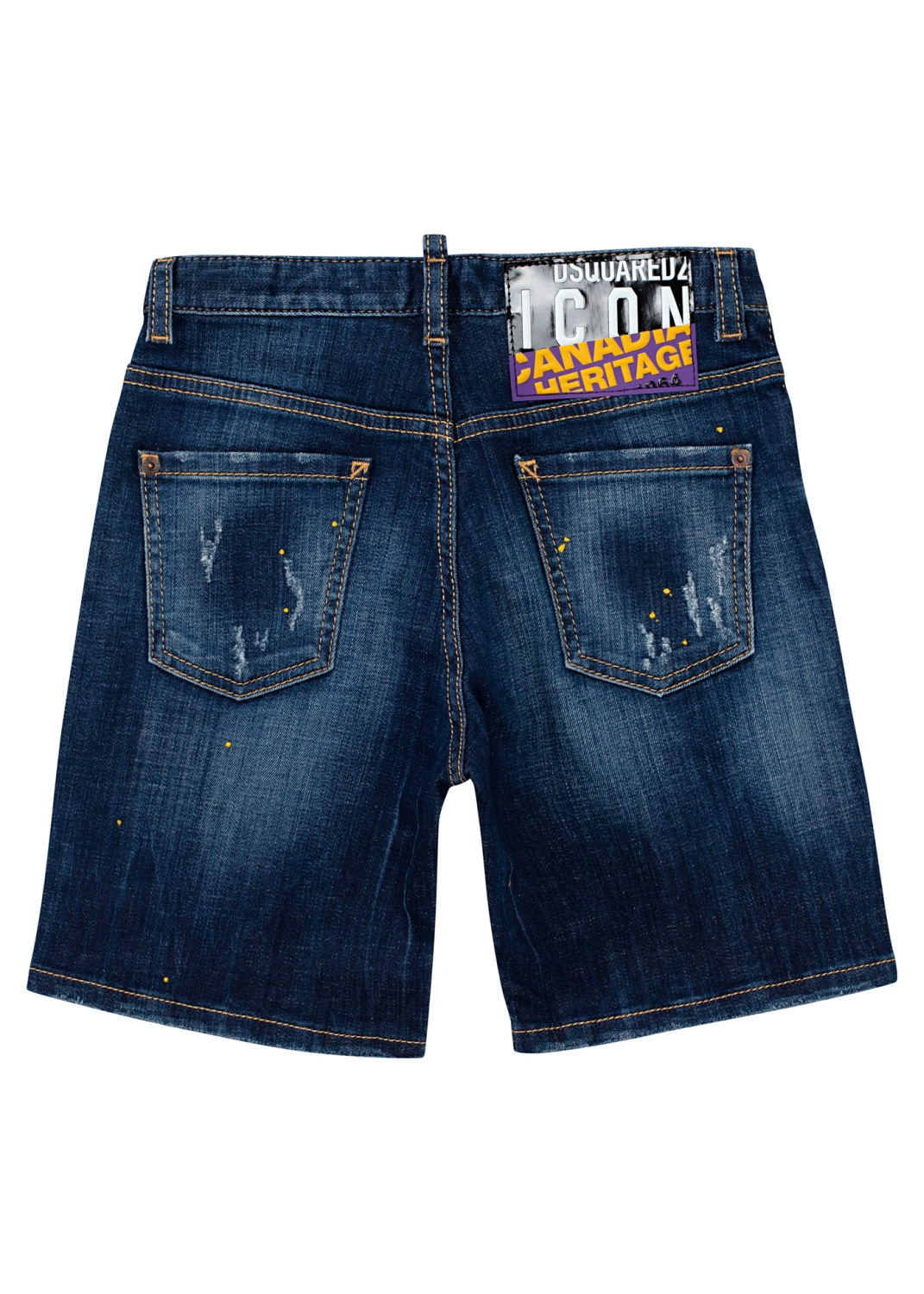 ICON Denim SHORTS image number 1