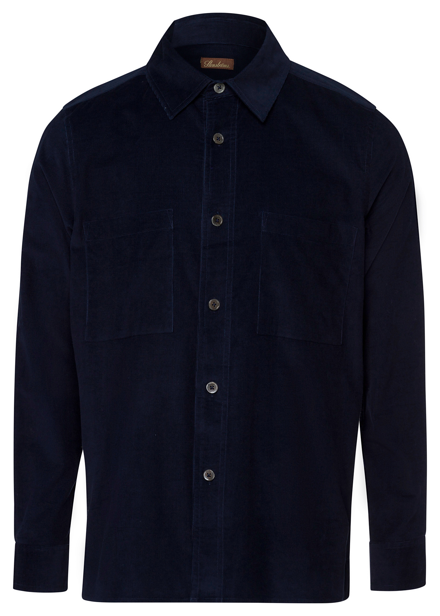 Cotton Cord Overshirt image number 0