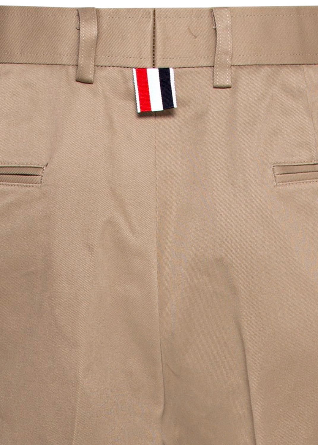 UNCONSTRUCTED CHINO TROUSERS image number 3