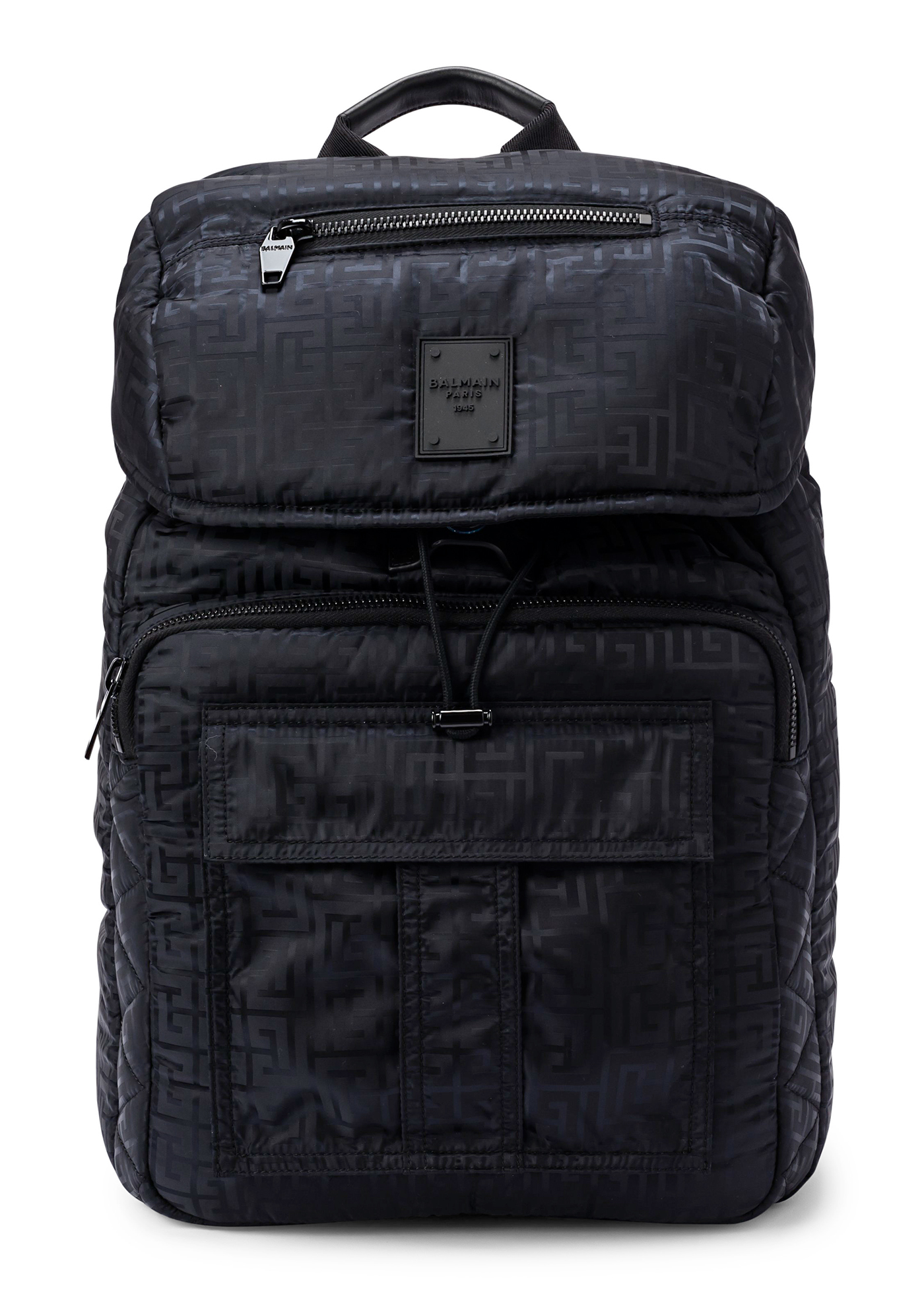 LEAGUE BACKPACK 32-NYLON MONOGRAMME image number 0