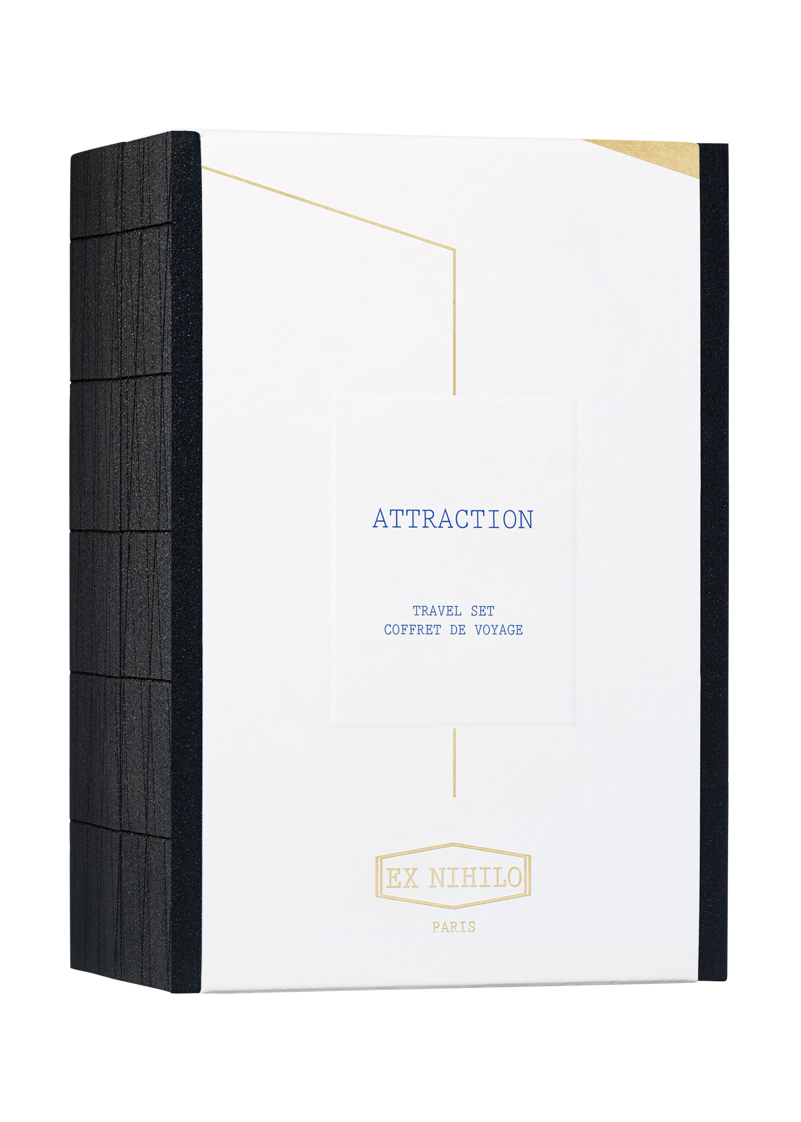 Travel Set Attraction 5x7,5ml image number 1